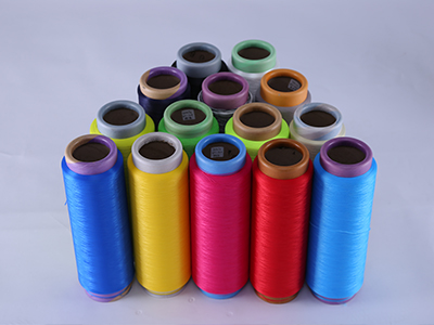 The Difference Between Polyester Yarn and Nylon Yarn